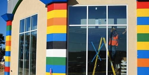 Hotel Lego en Norteamerica
