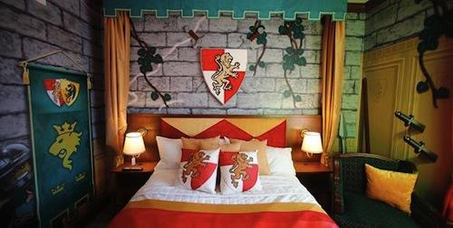 habitacion hotel castillo