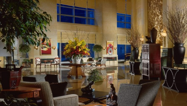 hoteles de lujo en china